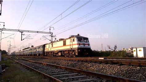 amritsar new delhi shan e punjab express at 100 km hr