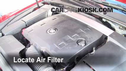 automobile air conditioning repair 2012 cadillac cts v transmission control cabin filter replacement cadillac cts 2008 2015 2009 cadillac cts 3 6l v6