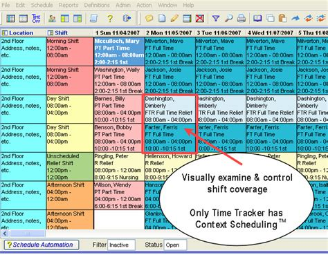 scheduling software by asgard v5 1 download