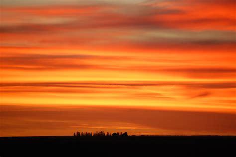 sunset orange image gallery orange sunset
