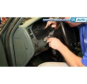 How To Install Replace Turn Signal Wiper High Beam Switch Ford Ranger