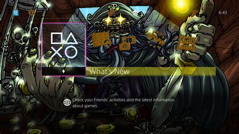 ps4 booty themes a pirate s booty 2 theme on ps4 official playstation