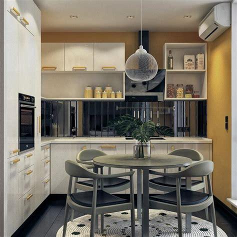 mesa cocina peque a 12 cocinas con una gran idea en 250 n que querr 225 s copiar