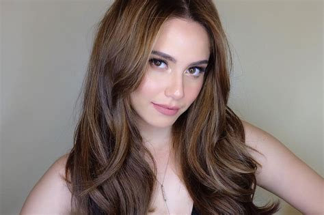 By Jessy by Why Jessy Mendiola Feels She S At Prettiest Stage