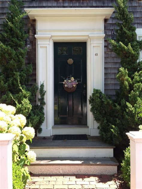 Nantucket Front Doors 17 Best Images About David On Black Front Doors Lattices And House