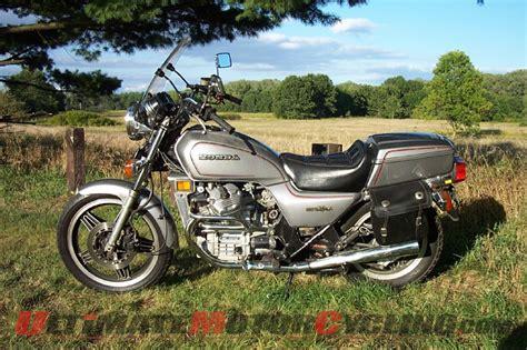 honda silverwing honda gl500 silver wing a practical radical