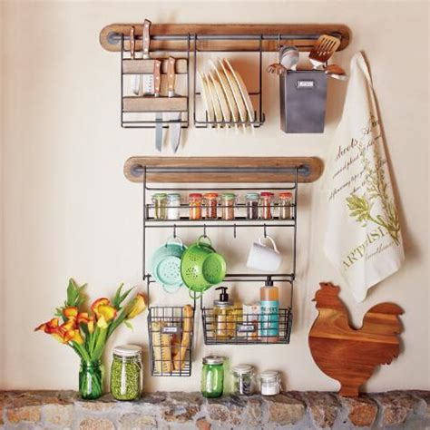 kitchen wall storage modular kitchen wall storage plate rack world market