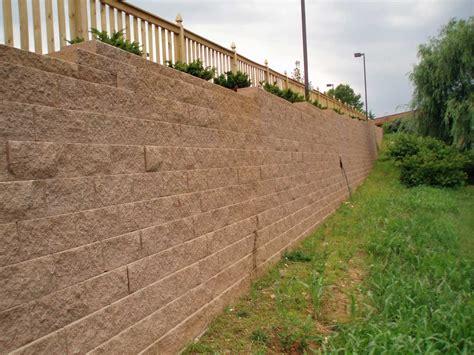 Cornerstone Block Retaining Wall York Cornerstone Wall Garden Wall Inn