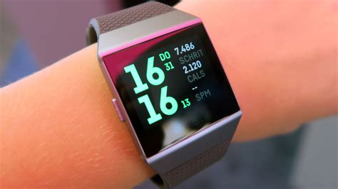 Fitbit Ionic fitbit ionic review fitbit s fully fledged