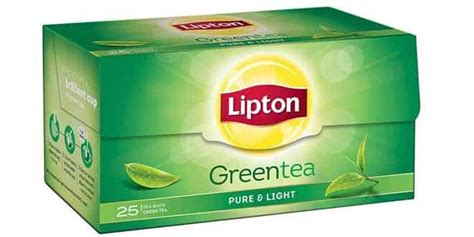 Does Lipton Green Tea Detox by Top 10 Best Green Tea For Weight Loss In India For 2018