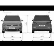 Volkswagen Touran Dimensions  YouTube