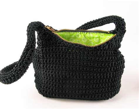 pattern crochet purse you have to see crochet nylon purse pattern on craftsy