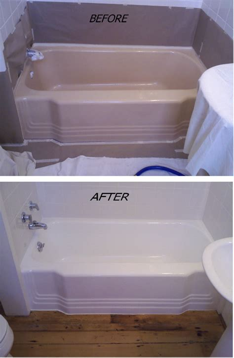 beige bathtub photo gallery refinished bathtubs sinks wall tile