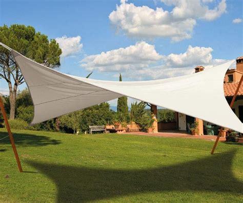 vele da giardino prezzi vele parasole da esterno arredo giardino