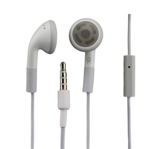 Headset Original Iphone original apple headset kopfh 214 rer iphone 4s 4 3g 3gs 4g ipod shuffle mb770 ebay