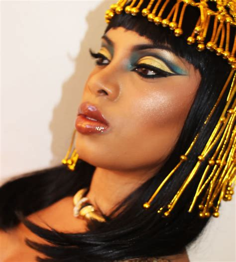 tutorial makeup egypt cleopatra makeup inspired youtube com msroshposh rosh
