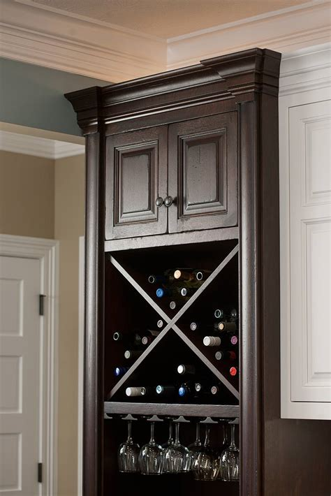 kitchen cabinet wine racks interesting wine cabinets for modern placed middle room
