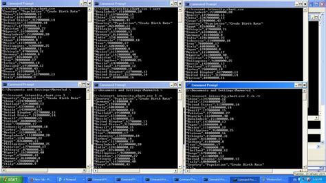 less pattern command line windows command line sort tutorial robert metcalfe blog