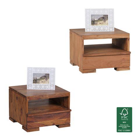 Nachttisch 30 Cm by Finebuy Nachttisch Massivholz Nachtkommode 30 Cm 1