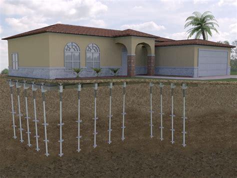 house foundation repair sinking settling foundation repair in miami fort lauderdale ta florida