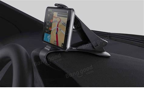 Dijamin Car Holder Universa 2pcs universal nonslip dashboard car mount holder adjustable for iphone samsung gps