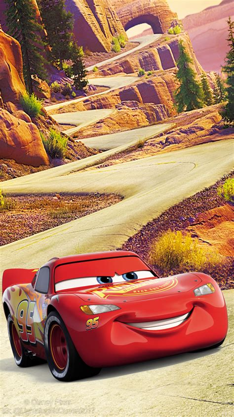 Mcqueen Car Wallpaper by Cars 3 Lightning Mcqueen Wallpaper 1080x1920 By