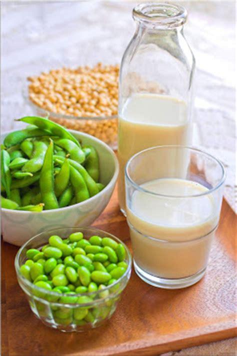 manfaat susu kedelai  diet sehat