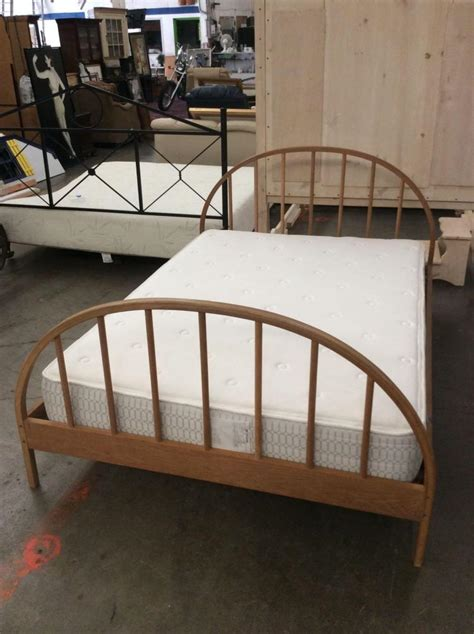Arch Bed Frame Beautiful Size Bed Frame W Arched Ends And A Brand New