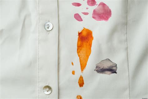 Stain On by Remove Ketchup Stains And Other Stubborn Spots That Are