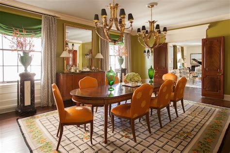 Eclectic Traditional Dining Room 12 Decked Out Dining Rooms 1stdibs