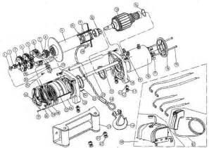 t max winch remote wiring diagram t wiring diagram free