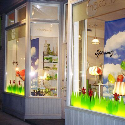 ma zone home decor window visual merchandising
