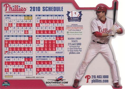 phillies schedule philliescom schedule party invitations ideas - Phillies Giveaway Schedule