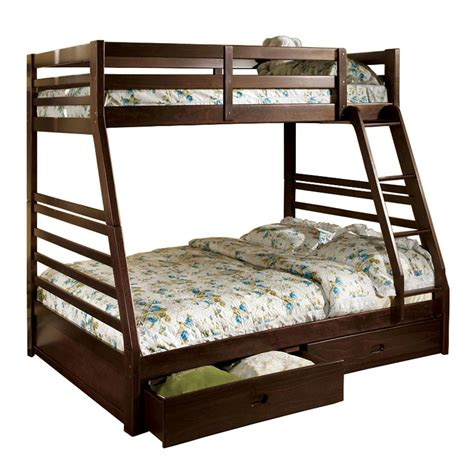 sears bunk beds twin over full bunk beds sears com