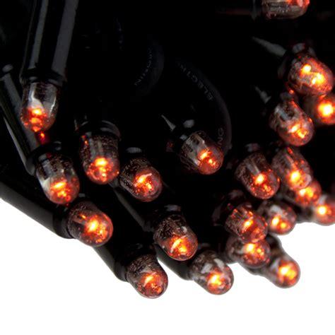Orange Outdoor Lights 10m Length Of 100 Pink Outdoor Static Connectable Light Creations Led String Lights Black