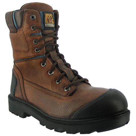 kodiak mens boots kodiak 174 blue 8 quot boots 155672 work boots at sportsman s