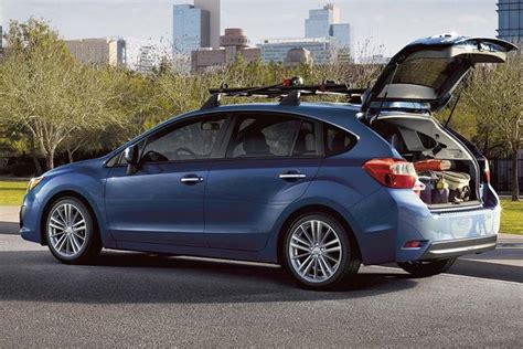 2016 subaru impreza hatchback 2016 subaru impreza new car review autotrader