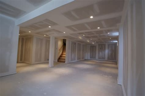 aggroup inc blumenthal basement drywall