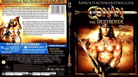 Conan The Destroyer Dvd Cover | conan the destroyer conan le destructeur movie blu ray
