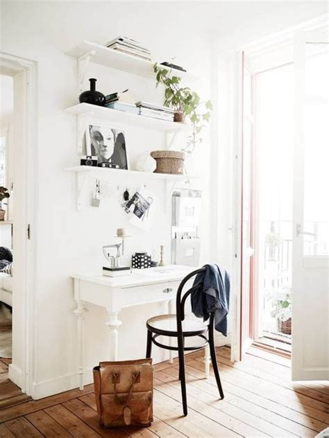 Apartment Therapy Small Office Small Desk Space Nooks And Small Desks On