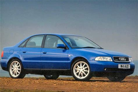 Audi A4 1995 by Audi A4 1995 2001 Used Car Review Review Car Review