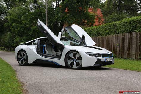 2016 BMW i8 Review GTspirit