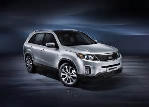 Kia Sirento Sports Cars 2015 Kia Sorento Model 2014