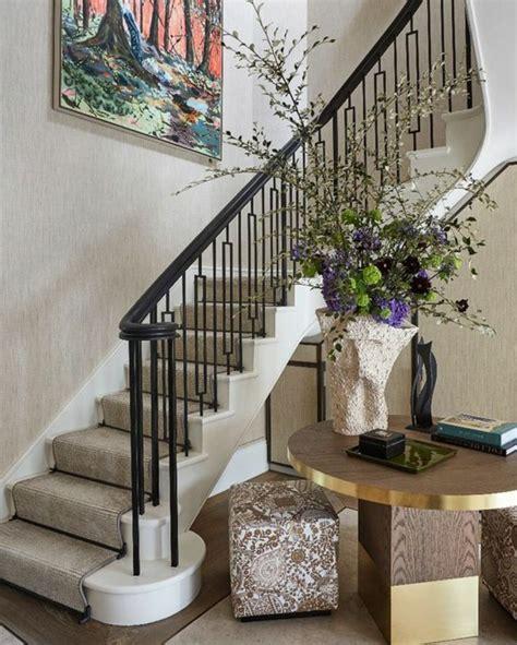 treppenaufgang deko 50 bilder und ideen f 252 r treppenaufgang gestalten