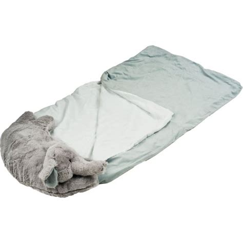 Sleeping Bag With Pillow For by Happy Cer Elephant Pet Pillow Sleeping Bag Combo