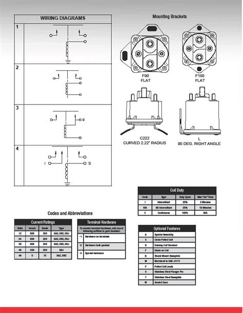 cole hersee solenoid wiring diagram photos
