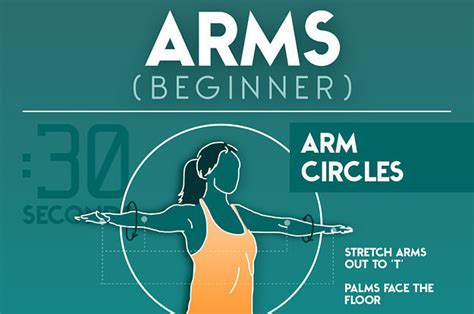 here s how to work out your arms in three minutes flat