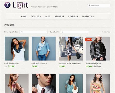 shopify themes testament 35 best premium shopify themes for e commerce web shops