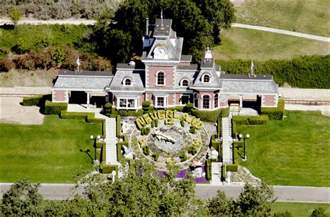 michael jackson home photos