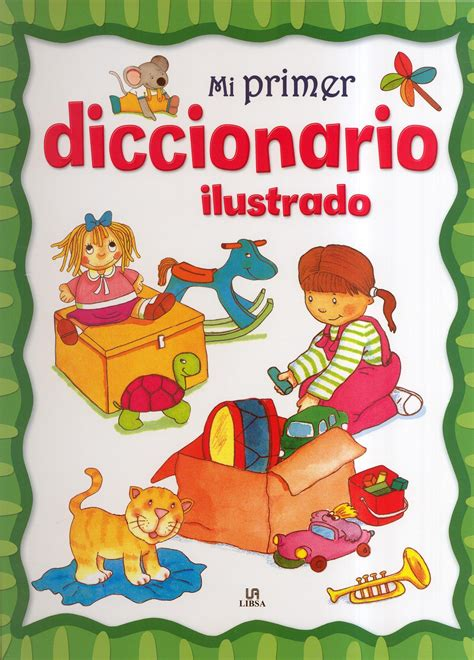comprar libro mi primer diccionario ilustrado